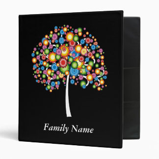 Dazzle Family Tree - Customize Binder