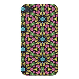 DAZZLE KALEIDOSCOPE iPhone 4/4S CASE