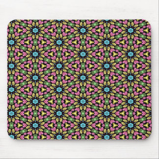 DAZZLE KALEIDOSCOPE MOUSE PADS