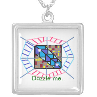 Dazzle me. pendants