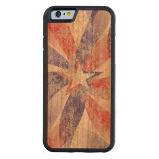 Dazzle Me Patriotic Carved Cherry iPhone 6 Bumper Case