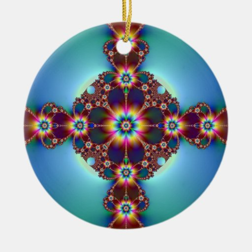 Dazzle Christmas Tree Ornaments