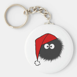 Dazzled Bug Christmas Keychain