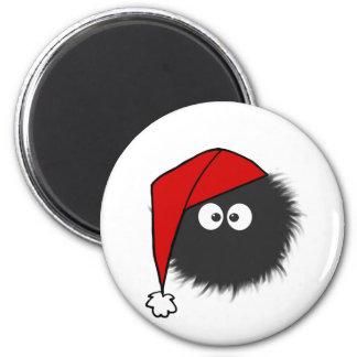 Dazzled Bug Christmas Magnet