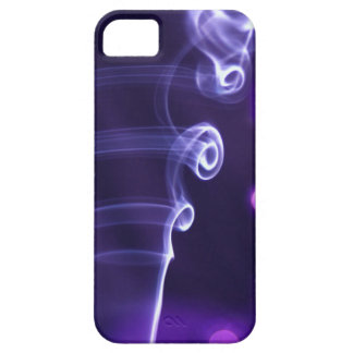Dazzler púrpura iPhone 5 carcasa