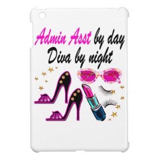 DAZZLING ADMIN ASST DIVA iPad MINI CASES