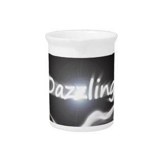Dazzling Beverage Pitcher