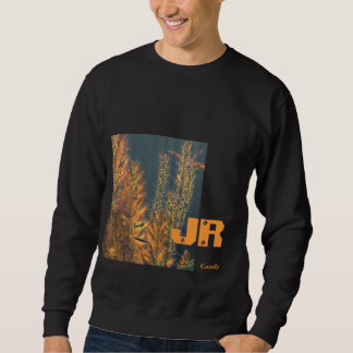 Dazzling Black Aloe JR Sweatshirt