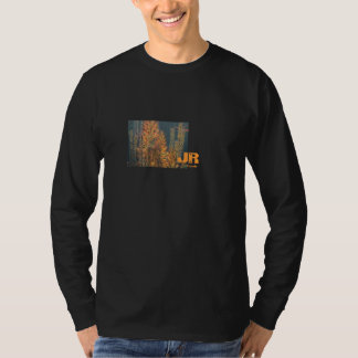 Dazzling Black Aloe JR T-Shirt