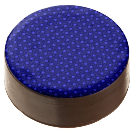 Dazzling Blue - Tiles Chocolate Covered Oreo