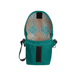 Dazzling Bollywood Fancy Patterns Messenger Bag