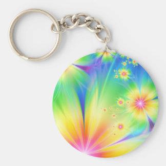 Dazzling Daisies Keychain