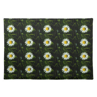Dazzling Daisy Placemat Cloth Place Mat