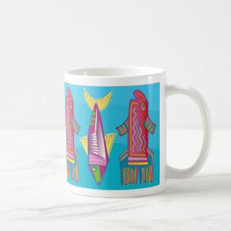 Dazzling Fantasy Fish Coffee Mug
