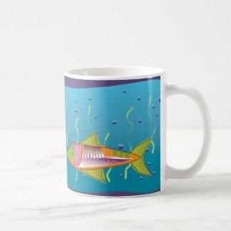 Dazzling Fantasy Fish underwater Coffee Mug