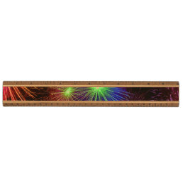 Dazzling Fireworks Ruler