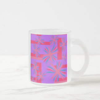 DAZZLING FROSTED GLASS COFFEE MUGS - UNIQUE GIFTS