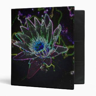 Dazzling Glow Lotus Binder