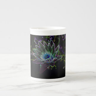 Dazzling Glow Lotus Tea Cup
