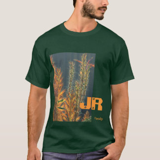 Dazzling Green Aloe JR T-Shirt