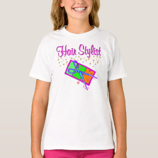 DAZZLING HAIR STYLIST AND BEAUTICIAN T-Shirt