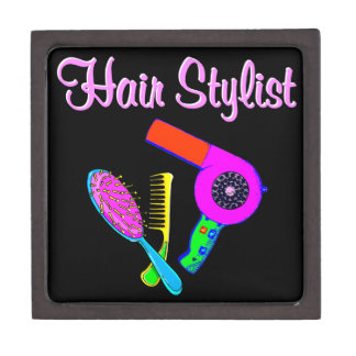 DAZZLING HAIR STYLIST TEES AND GIFTS GIFT BOX