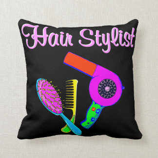 DAZZLING HAIR STYLIST TEES AND GIFTS PILLOW