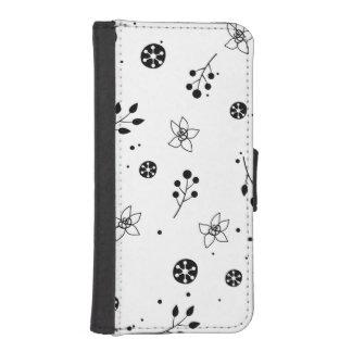 Dazzling Happy Unique Manly iPhone SE/5/5s Wallet