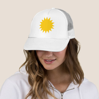Dazzling Ladies Sunny Side Up Hat