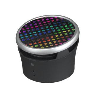 Dazzling Multi Colored Diamonds Bluetooth Speaker