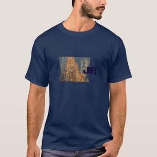 Dazzling Navy Blue Aloe JR T-Shirt