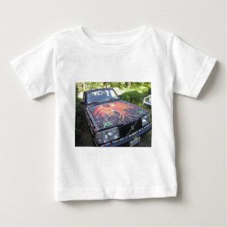 Dazzling Razzberry - Autism Awareness Car Baby T-Shirt