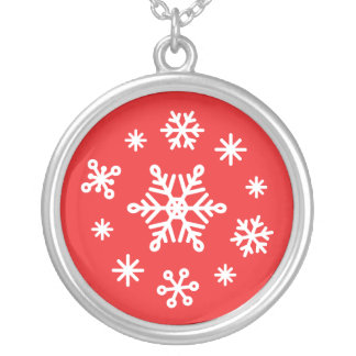 Dazzling Winter Snowflakes Jewelry