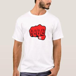 DB07 - Fist02 - Melange Ringer T-shirt