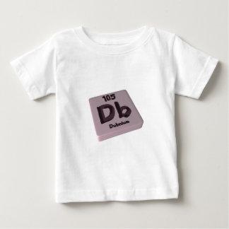 Db Dubnium Baby T-Shirt