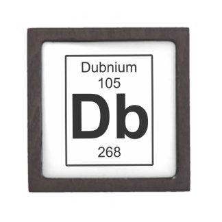 DB - Dubnium Caja De Joyas De Calidad