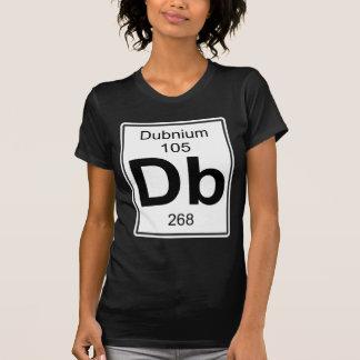 DB - Dubnium Playera