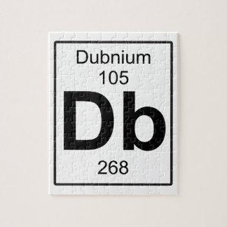 DB - Dubnium Puzzle