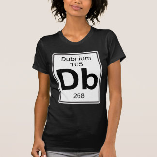 Db - Dubnium T-Shirt