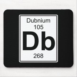 DB - Dubnium Tapete De Ratón