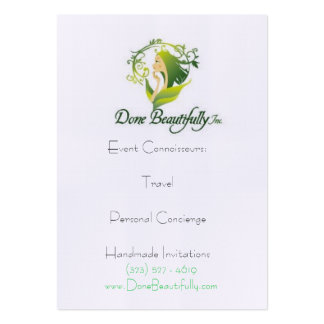 "DB presents ""How WE DO Travel"" Profile Cards Business Card Templates"