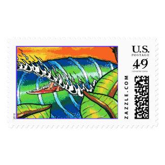 DB Surfer Stamps