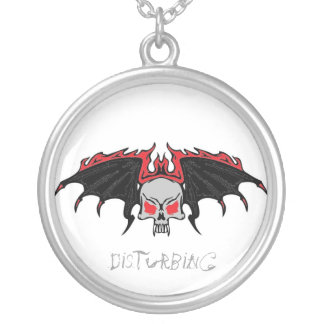 DBD skull necklace