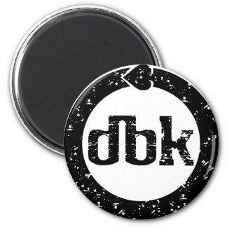 dbk round 2 inch round magnet