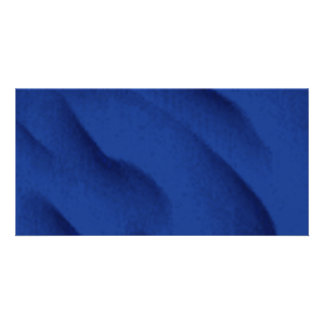 dblue123 Dark Blue Ripples Textures backgrounds Photo Greeting Card