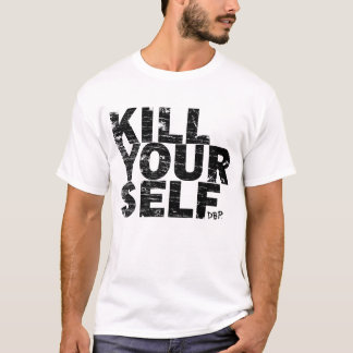 Dbp de la matanza usted mismo playera