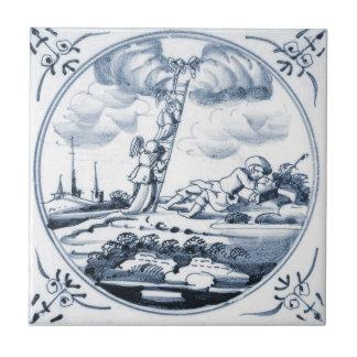 DBT11 Delft Biblical Design Ceramic Tile