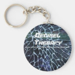 dbT Shattered Key Chain