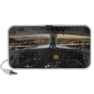 DC3 Night Landing Travel Speakers