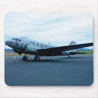 DC3 Warplane Mousepad